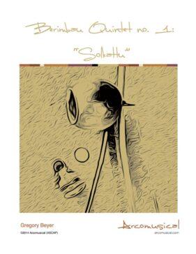 1. Berimbau Quintet no 1 COVER NEW