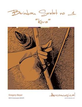1. Berimbau Sextet nº1 COVER