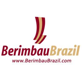 berimbau brazil logo
